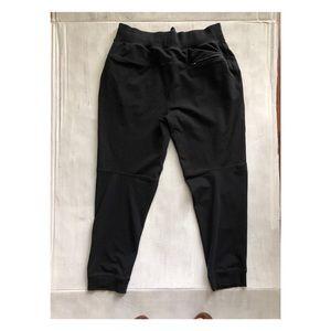 Lululemon Men's XL Intent Joggers Black 36/38 GUC